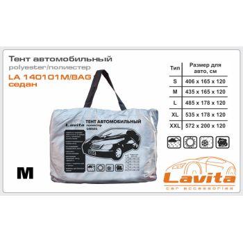 """Тент автомобильный для джипа / минивена 440х185х145 Lavita """"M"""""""