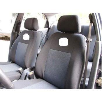 Авточехлы для салона Chevrolet Aveo '06-11 T250, (Prestige)