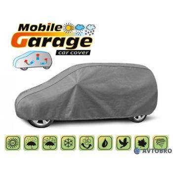 """Чехол-тент автомобильный для минивена """"M LAV"""" 4.00см-4.23см """"Mobile Garage"""""""